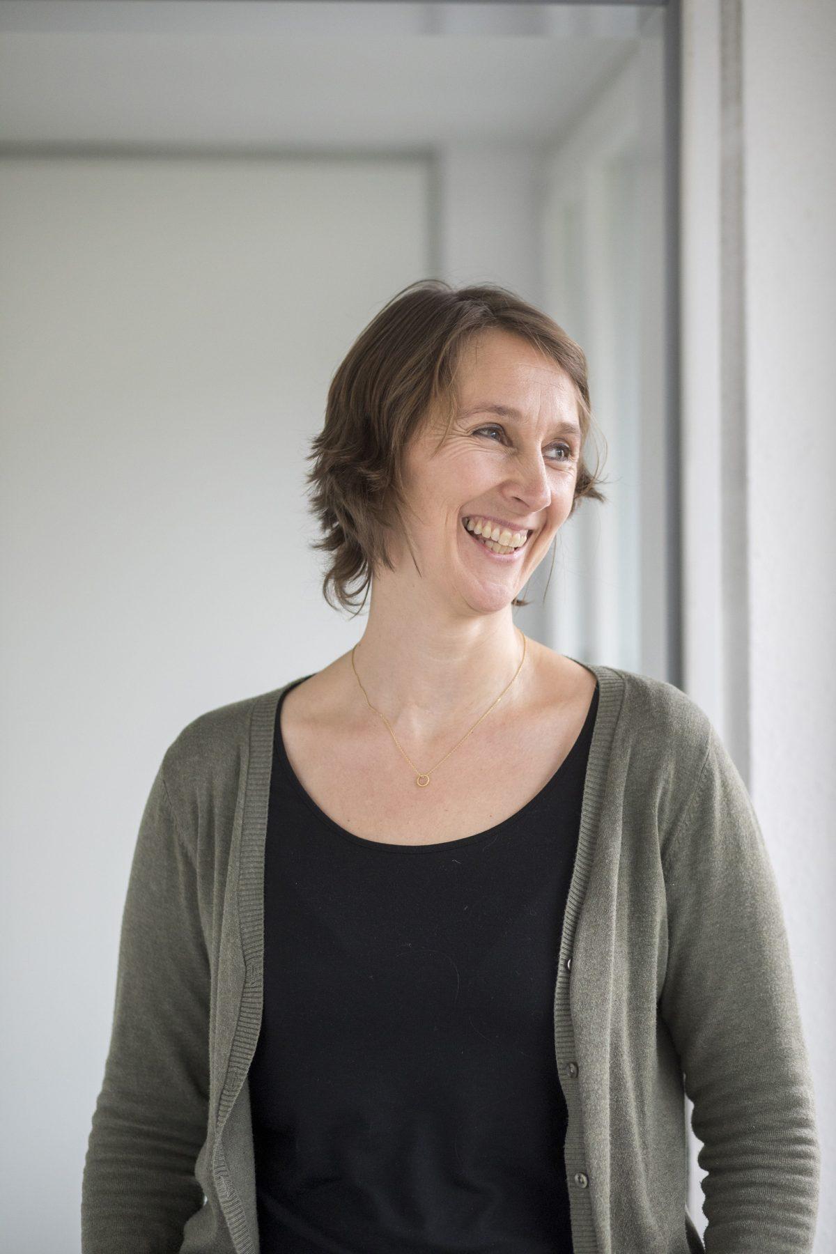 Portrait von Annette Weile