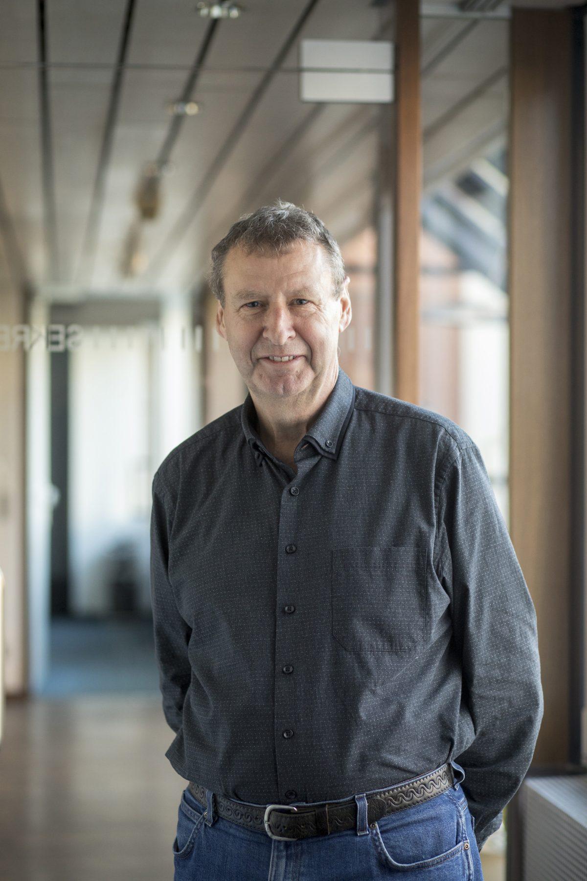 Portrait von Axel Oppel
