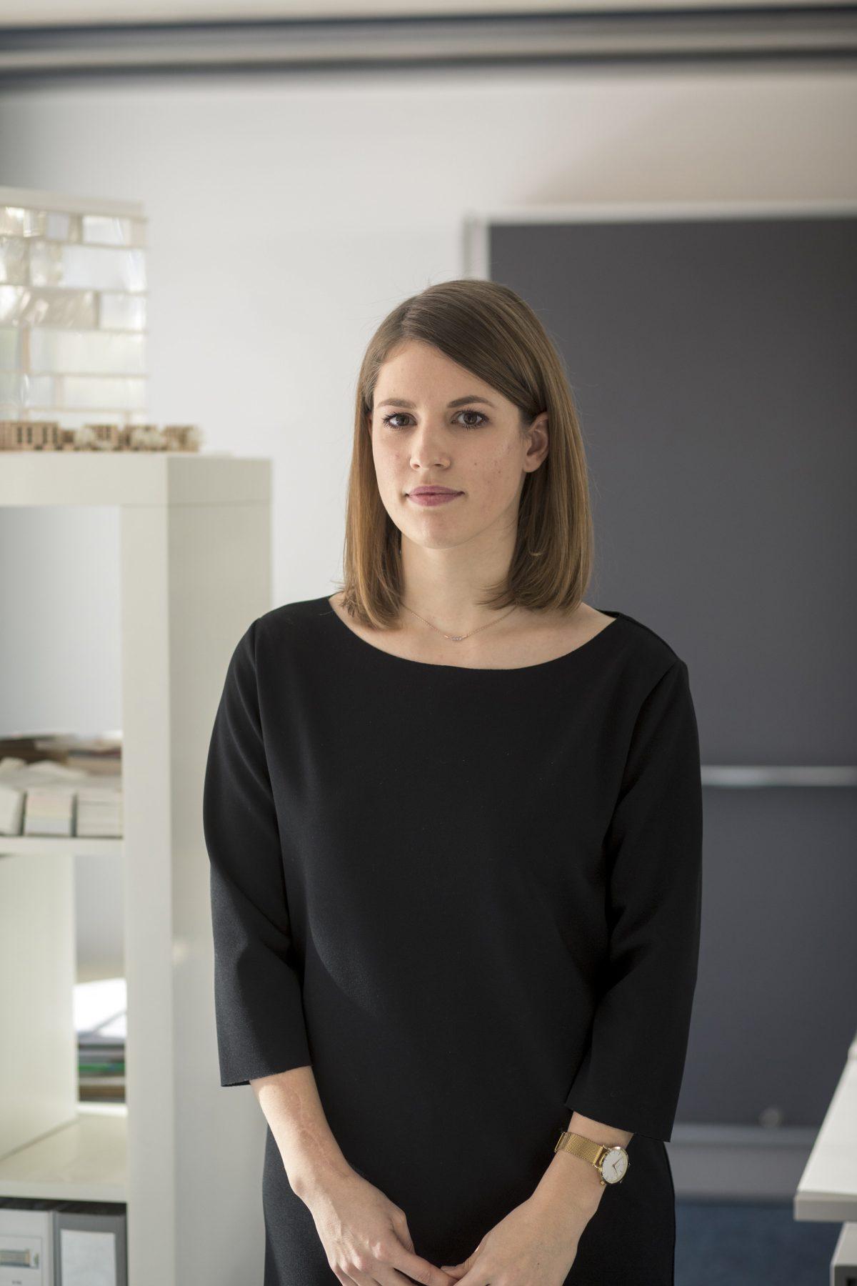 Portrait von Carina Fensel