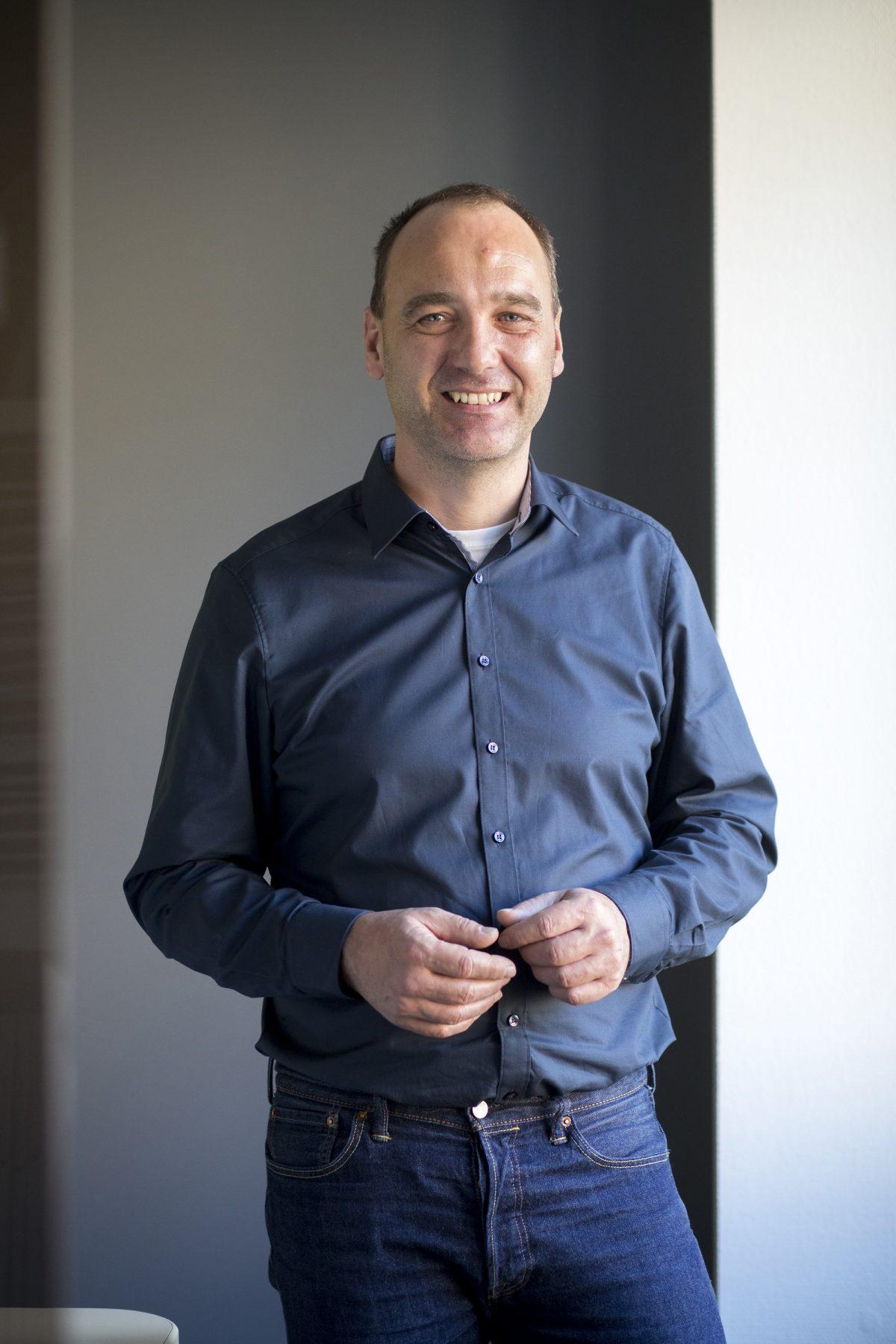 Portrait von Jens Dierking