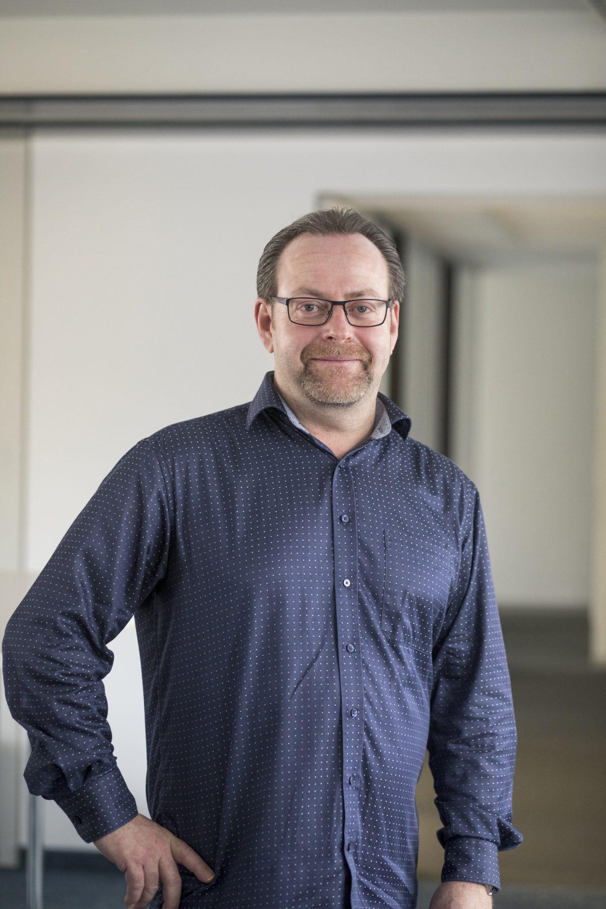 Portrait von Michael Theiss