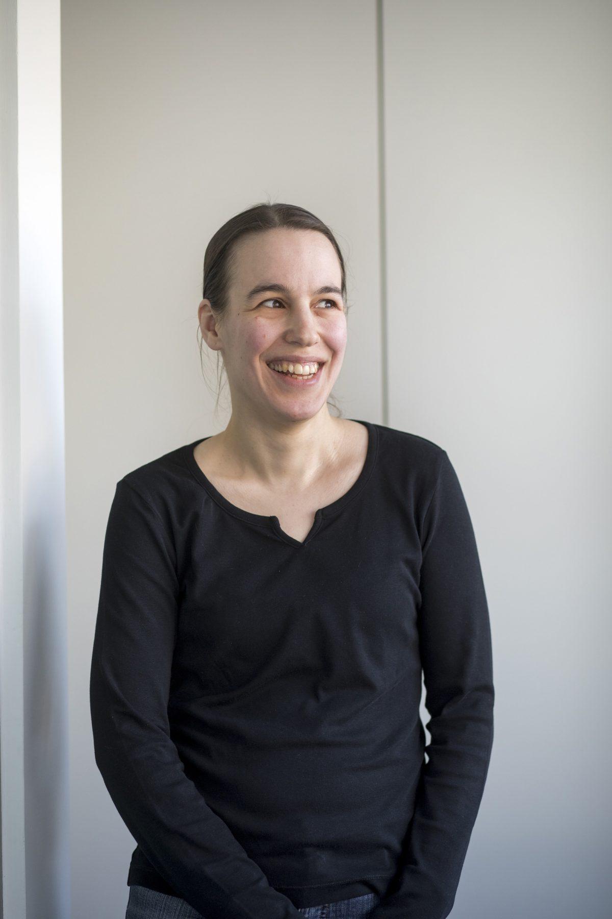 Portrait von Silke Blümlein