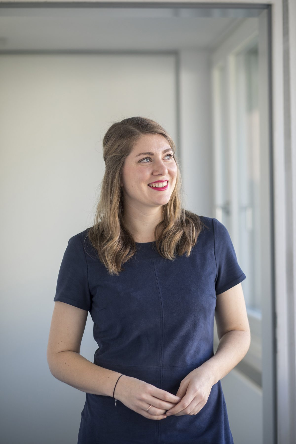 Portrait von Stefanie Bauer