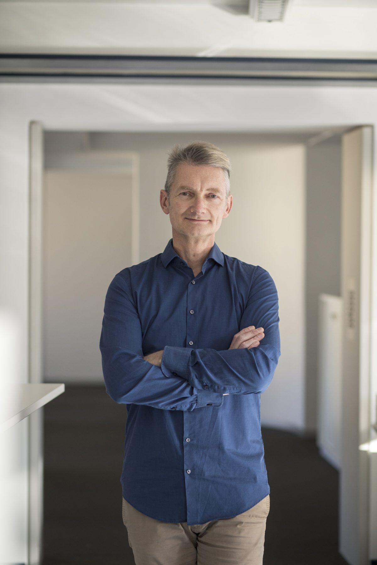Portrait von Thomas Buchner