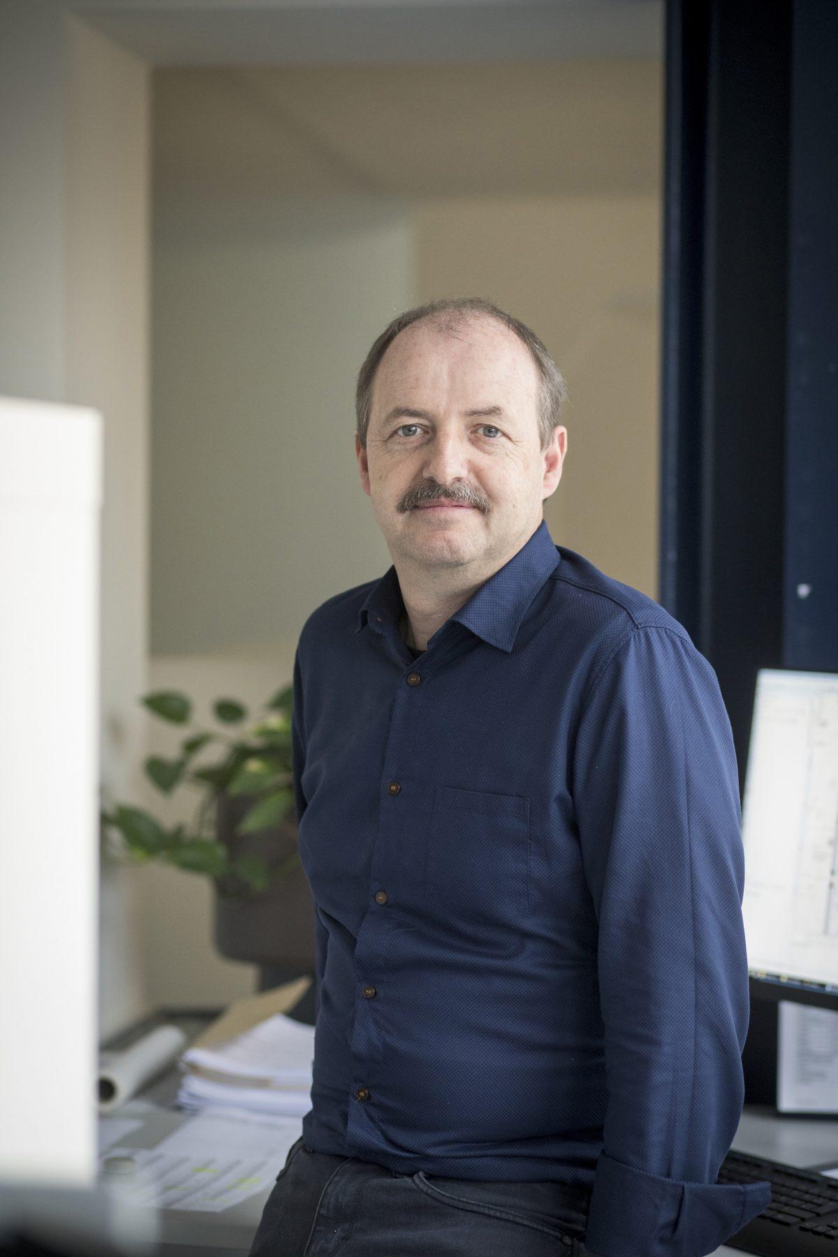 Portrait von Uwe Müller