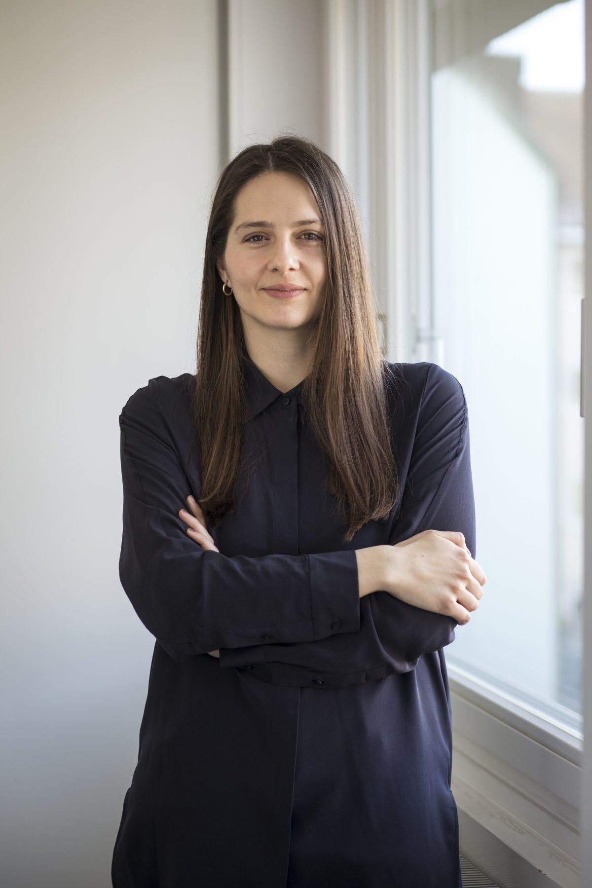Portrait von Ana Dobrotinic