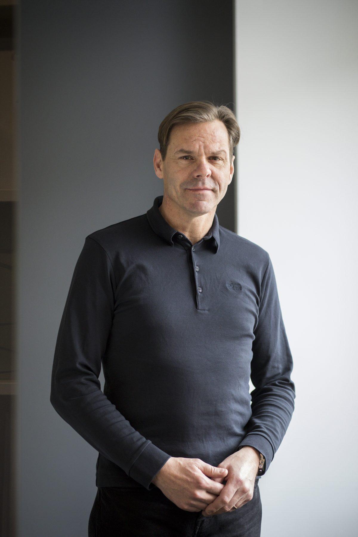 Portrait von Ingolf Herrmann