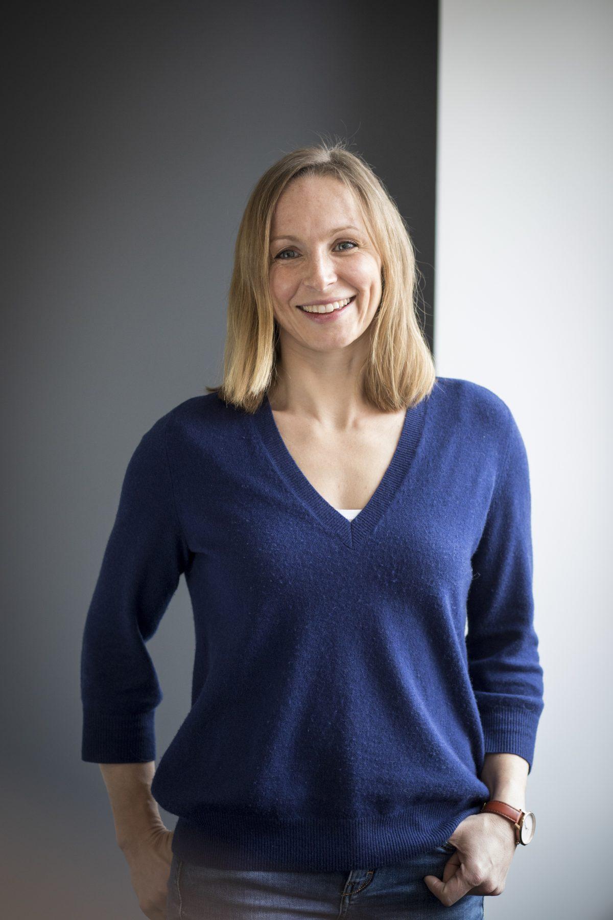 Portrait von Kathrin Rupprecht