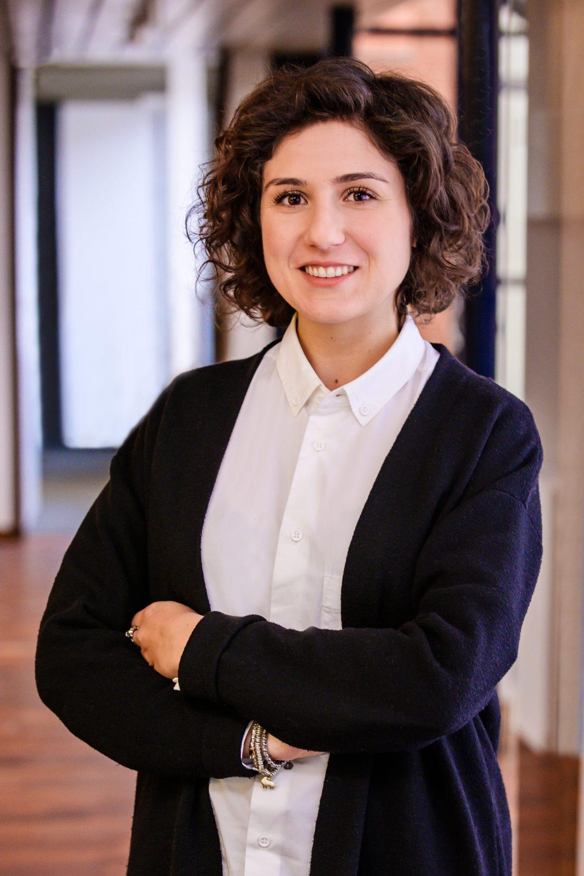 Portrait von Marta De Filippis